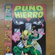 Cómics: PUÑO DE HIERRO #1/3 (JURGENS, GUICE). Lote 175325943
