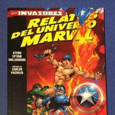 Cómics: RELATOS DEL UNIVERSO MARVEL. Lote 175469264