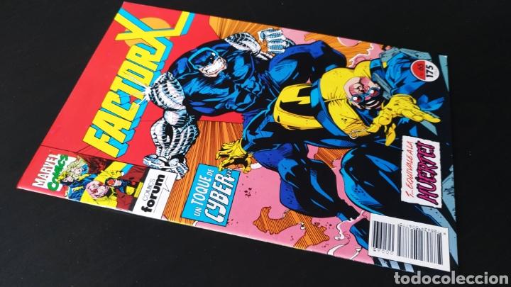 DE KIOSCO FACTOR X 65 FORUM (Tebeos y Comics - Forum - Factor X)