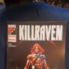 Cómics: MARVEL KNIGHTS: KILLRAVEN - FORUM. Lote 175570274