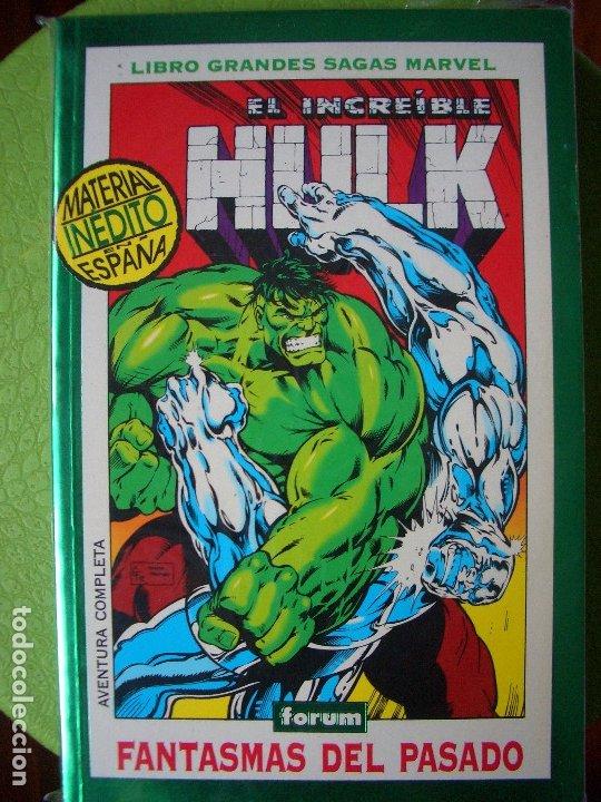 HULK FANTASMAS DEL PASADO #1 (FORUM, (Tebeos y Comics - Forum - Hulk)