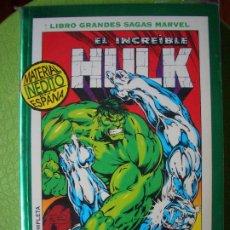 Cómics: HULK FANTASMAS DEL PASADO #1 (FORUM,. Lote 175579090