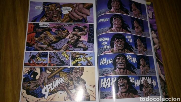 Cómics: Conan la leyenda, 18,26,27 y 28, Sueltos a 3,50 €.. - Foto 4 - 169294561