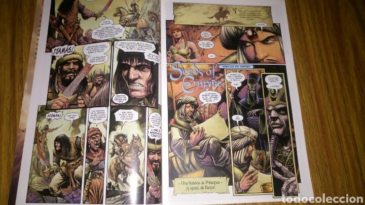 Cómics: Conan la leyenda, 18,26,27 y 28, Sueltos a 3,50 €.. - Foto 5 - 169294561