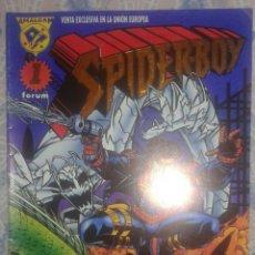 Cómics: SPIDERBOY: FORUM. Lote 41610822
