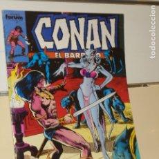 Cómics: CONAN EL BARBARO Nº 165 - FORUM -. Lote 175623357