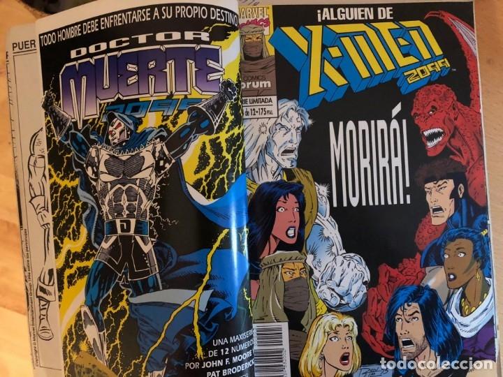 Cómics: X-Men 2099 Obra completa . 12 números. Marvel. Forum - Foto 2 - 175631210