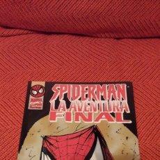 Cómics: SPIDERMAN: LA AVENTURA FINAL - TOMO - FORUM. Lote 175648143