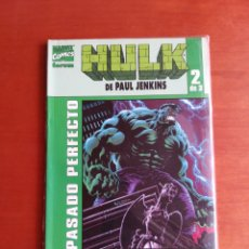 Cómics: HULK DE PAUL JENKINS 2 - PASADO PERFECTO. Lote 175659807