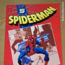 Cómics: COLECCIONABLE SPIDERMAN I ROJO Nº 5. Lote 175711434