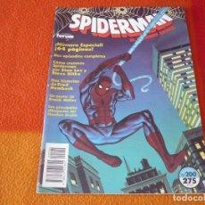 Cómics: SPIDERMAN VOL. 1 Nº 200 CON POSTER ¡MUY BUEN ESTADO! FORUM MARVEL. Lote 175740443