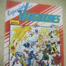 Cómics: LOS VENGADORES - ESPECIAL INVIERNO - ED. FORUM. Lote 175869329