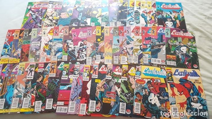 EL CASTIGADOR VOL.1 (OBRA COMPLETA 46 NÚMEROS + ESPECIAL) - FORUM (Tebeos y Comics - Forum - Vengadores)