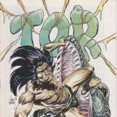 Cómics: COMIC PROMOCIONAL FÓRUM, TOR, JOE KUBERT EDITORIAL PLANETA DEAGOSTINI 1994 . Lote 175909614