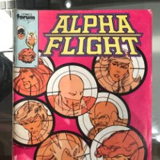 Cómics: ALPHA FLIGHT 8 Y 9 - JOHN BYRNE. Lote 175927544