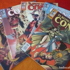 Cómics: EL REINO SALVAJE DE CONAN 1, 2, 3, 4 Y 5 ( THOMAS BUSCEMA ) ¡BUEN ESTADO! FORUM MARVEL . Lote 175995104