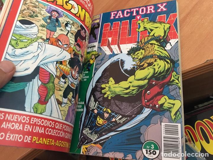 Cómics: SERIES LIMITADAS MARVEL TOMO 3 HULK FACTOR X DESTRUCTOR NOCTURNO (COIB29) - Foto 6 - 193984166