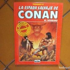Cómics: LA ESPADA SALVAJE DE CONAN EL BÁRBARO. TOMO 11. FORUM.. Lote 176011959