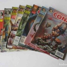 Cómics: 8 COMICS: LA ESPADA SALVAJE DE CONAN. Lote 176088369