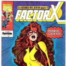 Cómics: FACTOR-X VOL. 1 Nº 41 FORUM MARVEL. Lote 176145440