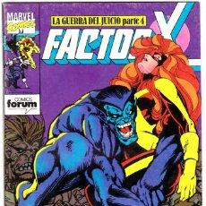 Cómics: FACTOR-X VOL. 1 Nº 40 FORUM MARVEL. Lote 176145452