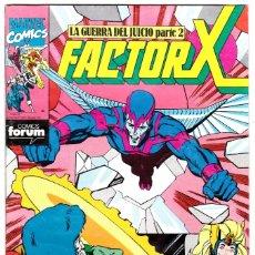 Cómics: FACTOR-X VOL. 1 Nº 38 FORUM MARVEL. Lote 176145458