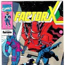 Cómics: FACTOR-X VOL. 1 Nº 37 FORUM MARVEL. Lote 176145467
