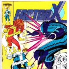 Cómics: FACTOR-X VOL. 1 Nº 34 FORUM MARVEL. Lote 176145495