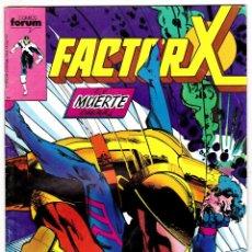 Cómics: FACTOR-X VOL. 1 Nº 33 FORUM MARVEL. Lote 176145505
