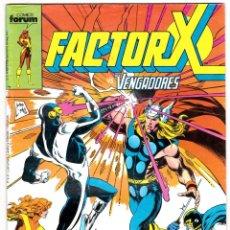 Cómics: FACTOR-X VOL. 1 Nº 31 FORUM MARVEL. Lote 176145512