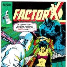 Cómics: FACTOR-X VOL. 1 Nº 30 FORUM MARVEL. Lote 176145515
