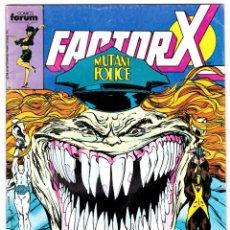 Cómics: FACTOR-X VOL. 1 Nº 29 FORUM MARVEL. Lote 176145525