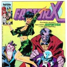 Cómics: FACTOR-X VOL. 1 Nº 28 FORUM MARVEL. Lote 176145920