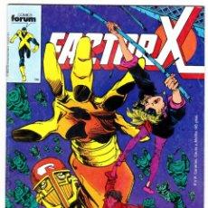 Cómics: FACTOR-X VOL. 1 Nº 20 FORUM MARVEL. Lote 176145923