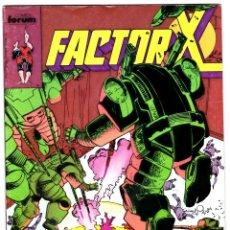 Cómics: FACTOR-X VOL.1 Nº 19 FORUM MARVEL. Lote 176145928