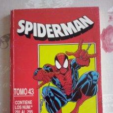Cómics: FORUM - SPIDERMAN VOL.1 RETAPADO TOMO 43 NUM. 291 AL 295. ( NUM. 291-292-293-294-295 ).DIFICIL. Lote 176153900