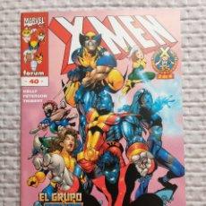 Cómics: X-MEN VOL 2 Nº 40 FORUM BRANDON PETERSON. BUEN ESTADO. Lote 176163058
