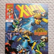 Cómics: X-MEN VOL 2 Nº 42 FORUM BUSCANDO A XAVIER PARTE 2 DE 6. BUEN ESTADO. Lote 176163253