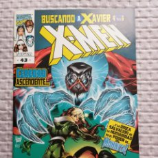 Cómics: X-MEN VOL 2 Nº 43 FORUM BUSCANDO A XAVIER PARTE 4 DE 6. BUEN ESTADO. Lote 176163437