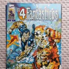 Cómics: LOS 4 FANTASTICOS HEROES REBORN Nº 2 FORUM JIM LEE. BUEN ESTADO. Lote 176169655