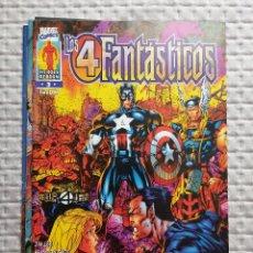 Cómics: LOS 4 FANTASTICOS HEROES REBORN Nº 3 FORUM JIM LEE. BUEN ESTADO. Lote 176169709