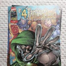 Cómics: LOS 4 FANTASTICOS HEROES REBORN Nº 5 FORUM JIM LEE. BUEN ESTADO. Lote 176169744