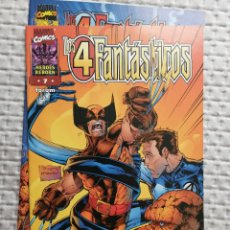 Cómics: LOS 4 FANTASTICOS HEROES REBORN Nº 7 FORUM . BUEN ESTADO. Lote 176169937
