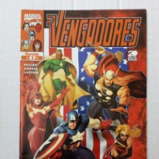 Comics: LOS VENGADORES Nº 47. BUSIEK, GARCÍA, LAYTON. Lote 176174304