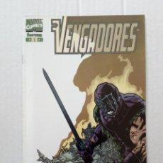 Comics: LOS VENGADORES Nº 55. BUSIEK, DWYER, REMENDER. Lote 176176867