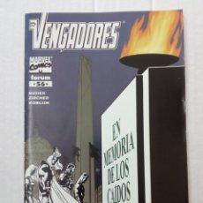 Comics: LOS VENGADORES Nº 56. BUSIEK, ZIRCHER, KOBLISH. Lote 176176958