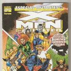 Cómics: ESPECIAL MUTANTES - Nº 22 ULTIMO NUMERO - X-MEN UNLIMITED - OCTUBRE 2000 - FORUM -. Lote 176186335