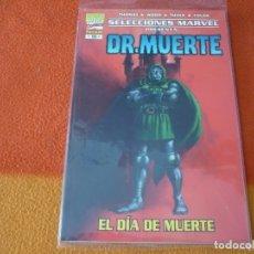 Cómics: DR. MUERTE EL DIA DE MUERTE ( THOMAS WOOD) ¡MUY BUEN ESTADO! SELECCIONES MARVEL 16. Lote 176191283