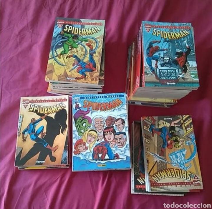 SPIDERMAN BIBLIOTECA MARVEL COMPLETA ¡¡¡LA MÁS BARATA DE TODOCOLECCION!! (Tebeos y Comics - Forum - Spiderman)