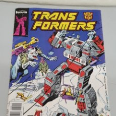 Cómics: TRANSFORMERS Nº 51 / FORUM. Lote 176202389